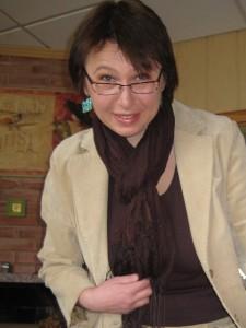 Gydytoja akušerė-ginekologė Odeta Drūlytė