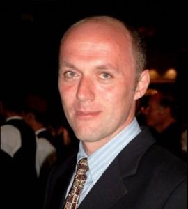 Gydytojas otorinolaringologas D. Guzevičius (nuotr. iš asmeninio archyvo)