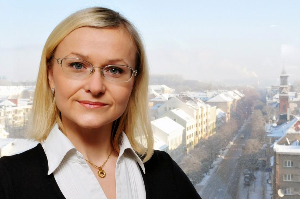 Advokatė Indrė Butvilė
