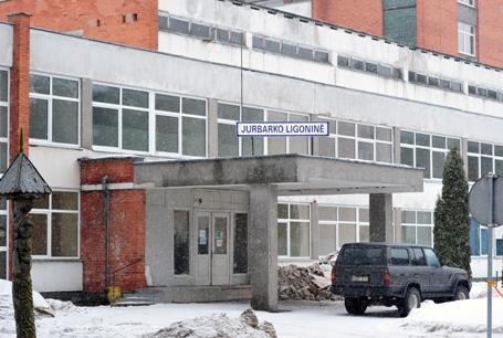 Jurbarko ligoninė