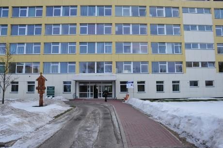 Plungės ligoninė