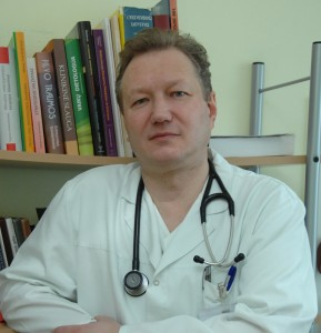 Prof. dr. Artūras Razbadauskas (V. Mačiulaičio nuotr.)