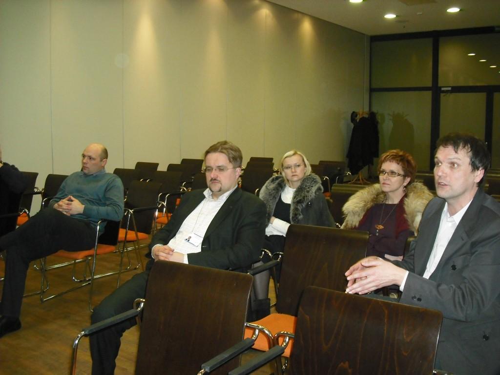 Diskusijos akimirka (L. Švedaitės nuotr.)