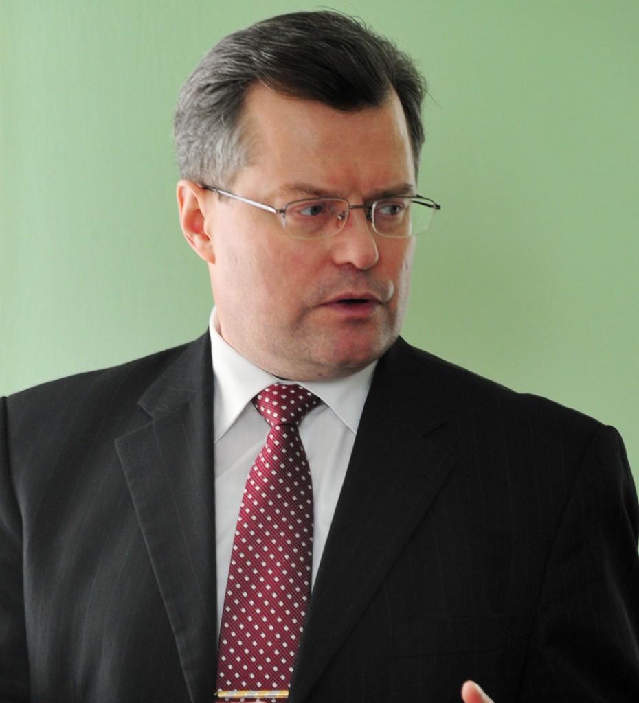 Sveikatos apsaugos ministras Raimondas Šukys (Algirdo Kubaičio nuotr. )