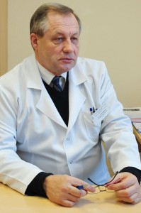 Prof. hab. dr. Giedrius Varoneckas (A. Kubaičio nuotr.)