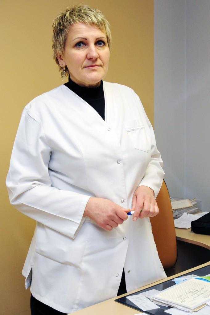 Rolanda Jokubauskienė (A. Kubaičio nuotr.)