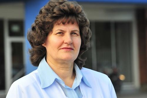 Irena Bagdonienė