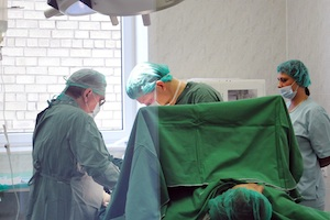 Kirkšnies išvarža: simptomai, priežastys, gydymas