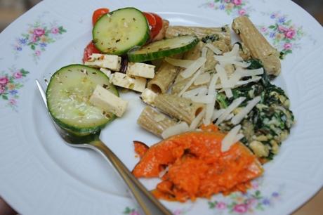 Vegetariška vakarienė