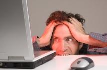 Besaikis kompiuterio naudojimas daro daug žalos sveikatai