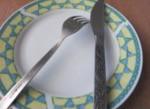Patikrinimo metu paimti mėginiai nuo serviravimui skirtų indų ir įrankių