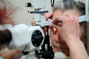 Akių ligos