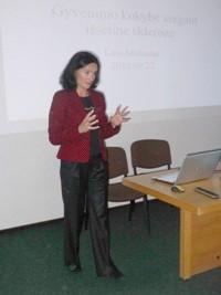 Dr. Lina Malcienė