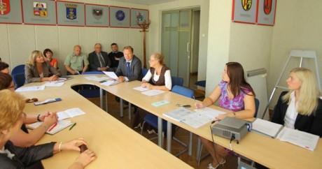 Bendruomenės sveikatos tarybos nariai