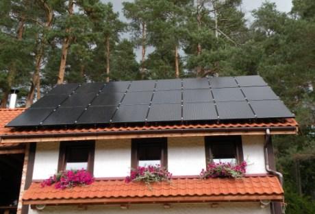 Saulės energijos jėgainė