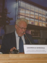 Gediminas Rimdeika