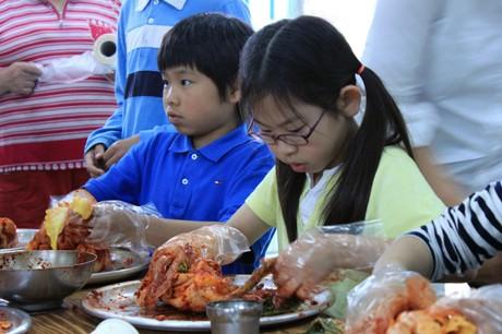 Gaminame kimchi
