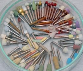 Dantisto įrankiai