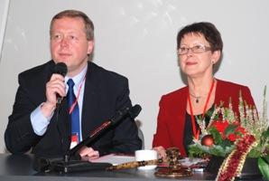 Rimvydas Toločka ir Virginija Lukšienė