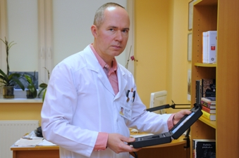 Dr. Arūnas Maksvytis