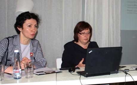 Nadišauskienė ir Vaitkienė