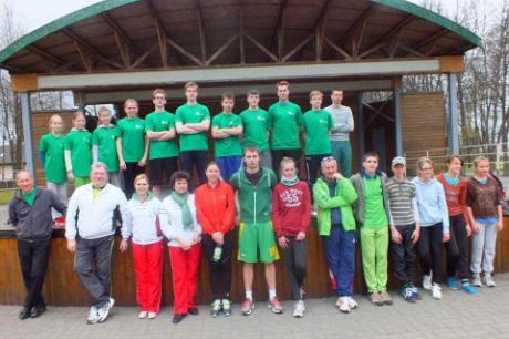 Bėgimas už blaivią ir sveiką Lietuvą Šakiuose