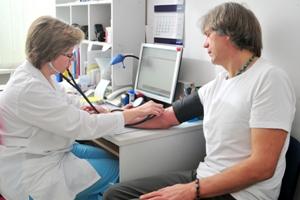 Pacientas ir medikė
