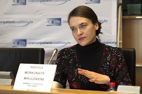 R. Morkūnaitė-Mikulėnienė