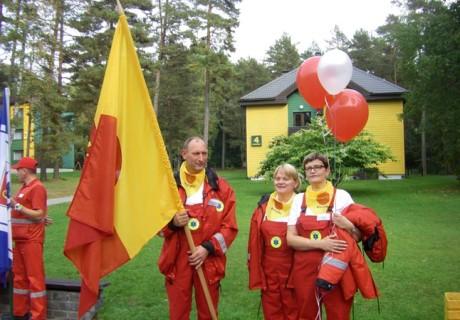 Klaipėdos greitosios medicinos pagalbos stoties komanda