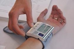 retas pulsas ir hipertenzija