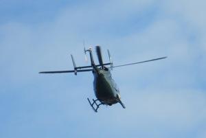 Sraigtasparnis skrenda