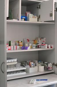 Vaistų lentyna