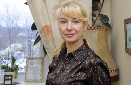 Viktorija Gončarova
