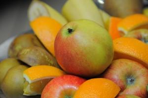 Įvairūs vaisiai