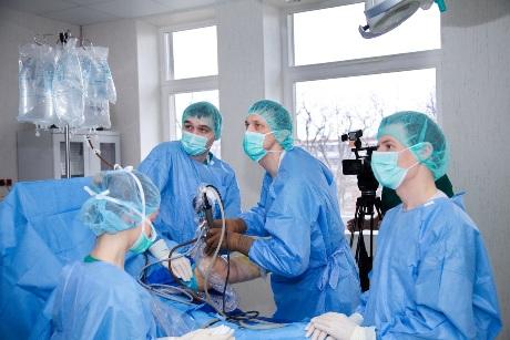 Artroskopinė operacija