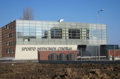 Sporto medicinos centras Klaipėdoje