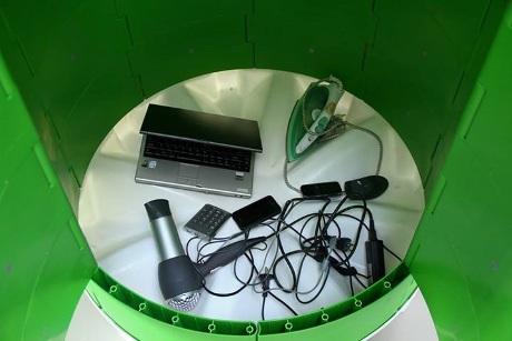 Elektroninės įrangos atliekos