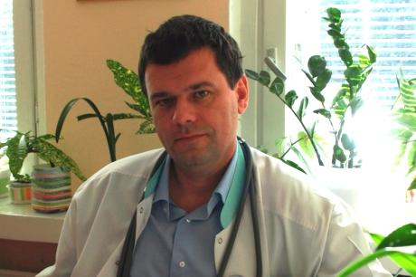 Daktaras Robertas Badaras