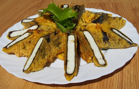 Vegetarinė žuvis