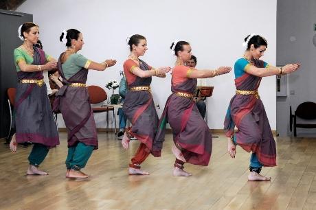 Klasikinis Indijos šokis