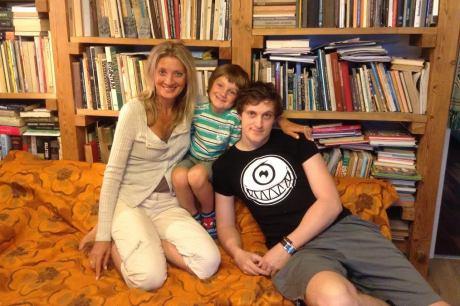 Jolita Herlyn su šeima