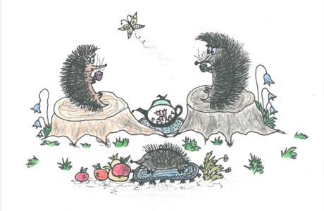 Rugilės Audenienės iliustracija