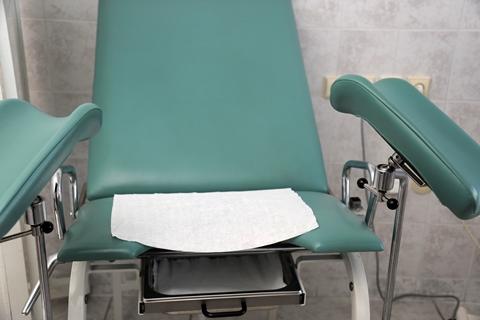 Ginekologinė kėdė