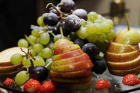 Vynuogės ir kriaušės