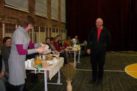 Sveiko maisto šventė Miegėnuose