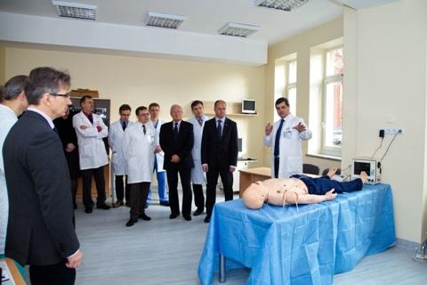 Medicininės simuliacijos centras