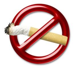 Perbraukta cigaretė