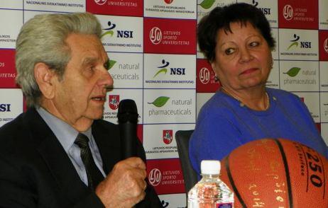 Vladas Garastas ir Angelė Rupšienė