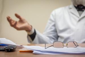 Gydytojo stalas