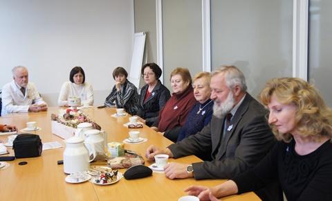Respublikinės Šiaulių ligoninės Psichiatrijos klinikos medikai